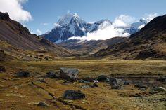 Ausangate, Sud-est de Cusco