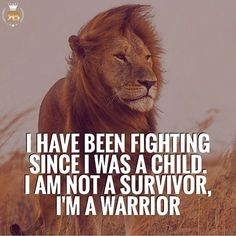 Success Quotes: QUOTATION - Image : As the quote says - Description Every time you overcome one of life's challenges you are choosing to be a fighter rather than a victim. Be a warrior. Lion Quotes, Me Quotes, Motivational Quotes, Inspirational Quotes, Life Challenge, Fighter Quotes, Pomes, Warrior Quotes, Success Quotes