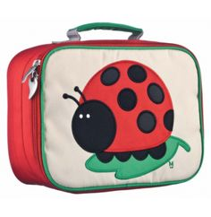 A friendly way to bring lunch with you thanks to Juju Ladybug Lunchbox from Beatrix NY. This insulated lunch box is a playful way to keep San Antonio, Types Of Sandwiches, Kid Essentials, Carrot Sticks, Insulated Lunch Box, Kids Bags, Stylish Kids, Lunch Time, Safe Food