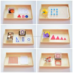 The Pinay Homeschooler: Activity Trays at 34 Months
