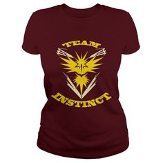 Team Instinct Tri T-Shirt #gift #ideas #Popular #Everything #Videos #Shop #Animals #pets #Architecture #Art #Cars #motorcycles #Celebrities #DIY #crafts #Design #Education #Entertainment #Food #drink #Gardening #Geek #Hair #beauty #Health #fitness #History #Holidays #events #Home decor #Humor #Illustrations #posters #Kids #parenting #Men #Outdoors #Photography #Products #Quotes #Science #nature #Sports #Tattoos #Technology #Travel #Weddings #Women