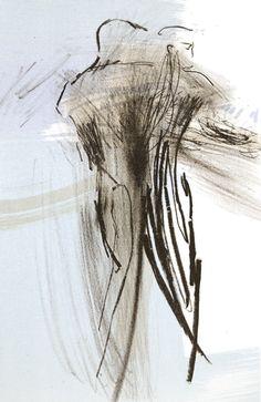 Runi Langum - Slide Fine Art, Abstract, Artwork, Kunst, Summary, Work Of Art, Auguste Rodin Artwork, Artworks, Visual Arts