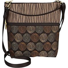 Danny K Women's Tapestry Bag Crossbody Fabric Handbag, Maggie Purse Handmade in the USA: Handbags: Amazon.com