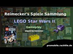 Reimecker's Spiele Sammlung : LEGO Star Wars II: The Original Trilogy