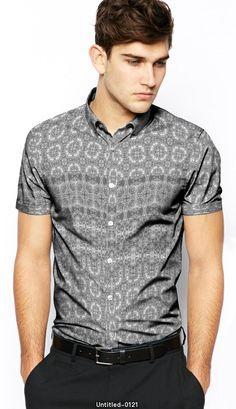 - fabric pattern design Fabric Patterns, Pattern Design, Paradise, Button Down Shirt, Men Casual, Bohemian, Mens Tops, Shirts, Fashion