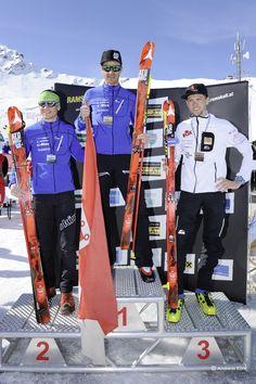 Die Sieger der Ramskull Trophy 2015 der Hard Variante.