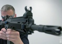 BB2K Airsoft VFC HK417 GBB Review Find our speedloader now!  http://www.amazon.com/shops/raeind