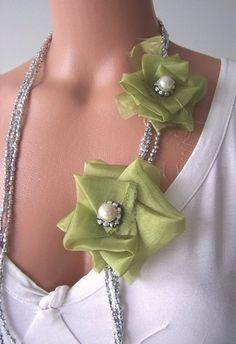 statement necklace  bridesmaid necklace  holiday by ebrukjewelry: Etsy