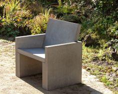gartenmöbel aus beton - möbelbeton | selbermachen - das, Gartenarbeit ideen