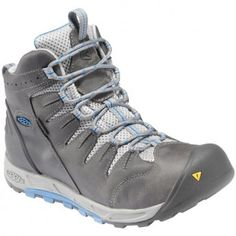 """""""Rockin' the Keen Bryce is a juxtaposition between a sweet lifestyle brand and a worthwhile weather-fighting boot."""" #keen #boots #snow #hike activejunky.com"""