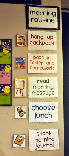 Elementary Classroom Procedures : Parent communication log don t really need one this