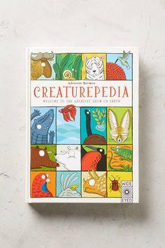 Slide View: 1: Creaturepedia