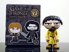 Funko Game of Thrones Series 2 Mystery Minis Oberyn Martell 2.5 1:12 Vinyl Mini Figure [Loose] @ niftywarehouse.com #NiftyWarehouse #GameOfThrones #Fantasy #TVShows #HBO #Show