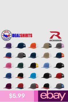 1281f2e7ccd Richardson Hats Clothing