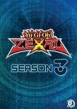 Yu-Gi-Oh! Zexal: Season 3 [6 Discs] [DVD]