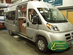 New 2015 Winnebago Travato 59G Motor Home Class B at Vermont Country Campers | Montpelier, VT | #NM9673