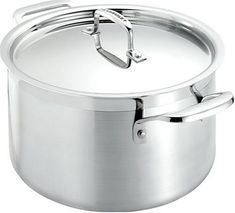 Le Creuset 3-Ply Stainless-Steel 4-1/4-Quart Covered Casserole -- You can find out more details at the link of the image.