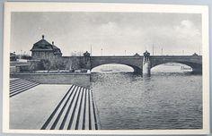 AK - Leipzig - Flutkanal