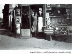 Lebensmittelverkauf, Friedrich-Wilhelm-Str., 40625 Düsseldorf - Gerresheim (1925)