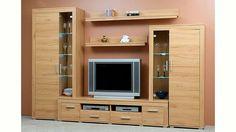 Tv Cabinet Wall Design, B720, Tv Wanddekor, Tv Wall Decor, Tv Cabinets, Granite Countertops, Decoration, Living Room Designs, Furniture