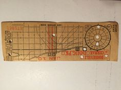 Front of transfer from Chicago (Illinois) Transit Authority (date unknown; probably 1950s)