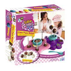 Check out Amav Cake Pops Maker, real-food appliances - ShopYourWay Crafts For Girls, Toys For Girls, Kids Crafts, Disney Frozen Bedroom, Kit Kat Flavors, Kids Craft Supplies, Craft Kits, Craft Projects, Dessert Makers