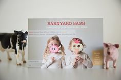 Glam Barnyard Birthday Bash at Kara's Party Ideas. See all the on-point party inspiration at karaspartyideas.com