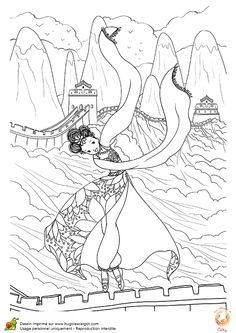 danse du monde chinoise