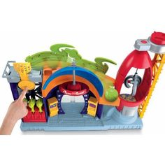 Fisher-Price Imaginext® Disney/Pixar Toy Story Pizza Planet Playset - Toys & Games | DealSauce