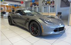Feast Your Eyes On The 2016 Z06 Corvette