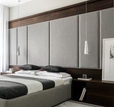 bedroom Minimalist Interior, Modern Minimalist, Modern Interior, Interior Architecture, Interior Design, Contemporary Bedroom Furniture, Awesome Bedrooms, Apartment Interior, Home Bedroom