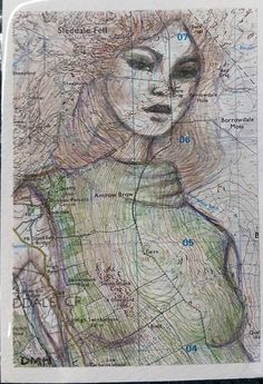 Diane Hinson Postcard Size, How To Raise Money, Mount Rushmore, Nature, Painting, Art, Art Background, Naturaleza, Painting Art
