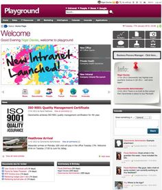 Like the: clean, simple layout.  Use of magenta color to clearly mark card titles. Menu bar. 3D post-it design is cool.