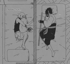 SasuSaku - When Sasuke was away...