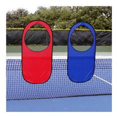 Tennis Pop-Up Targets (2) : Tennis Training Aids - Tennis: Holabird Sports