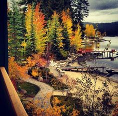 Shore Lodge, McCall Idaho