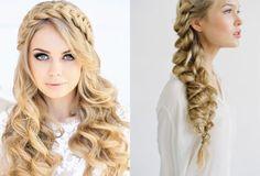 Esküvői hajtrendek: Fonott tincsek - Szabó Imre Hair & BeautySzabó Imre Hair & Beauty