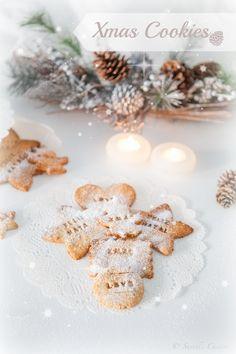 Bolachas integrais de aveia com linhaça... para um inicio de Dezembro perfeitoby Suvelle Cuisine