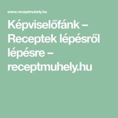 Képviselőfánk – Receptek lépésről lépésre – receptmuhely.hu