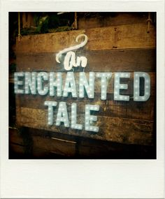 An Enchanted Tale AW16