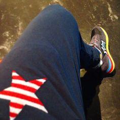 ★CINQUE STELLE STYLE★  HP:http://cinquestellejapan.com  STORE:http://shop.cinquestellejapan.com  #atlanticstars  #atlanticstarsjapan #alessandrosquarzishowroom #cinquestellejapan #macchiaj #ootd #mfw #milano #italy #fashion #coordinate #style #マッキアジェー #ミラノ#ファッション #コーディネート #スニーカー  #mensfashion #メンズファッション #アトランティックスターズ#madeinitaly #デニム #ボーダー #チンクエステッレ