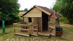 Wood Pallet Furniture Ideas, Plans, DIY Pallet Projects - 101 Pallets - Part 21