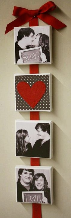 Check out these DIY valentines decor ideas you can copy. More than twenty valentines decor ideas you can do yourself. Diy Wall Art, Diy Art, Craft Gifts, Diy Gifts, Valentine Crafts, Valentines, Diy And Crafts, Arts And Crafts, Craft Projects