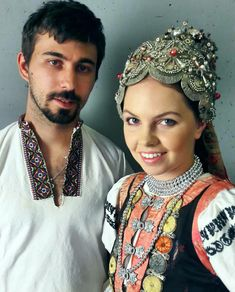 21st Century, Wedding Ceremony, The Past, Fancy, Bride, Hair Styles, Fashion, Moda, Bridal