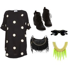 """looks"" by yokifur on Polyvore"