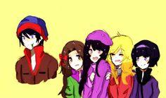 Stan & Wendy's girls
