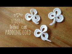 YouTube Crochet Videos, Crochet Designs, Crochet Flowers, Lace Trim, Irish, Crochet Earrings, Crafts, Crocheting, Clothing