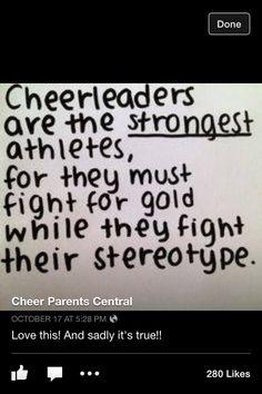 Cheerleaders !