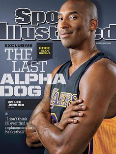 2013 Sports Illustrated Covers - Kobe Bryant October 21, 2013 - Kobe Bryant is known for many things, but vulnerability isn't usually one of them. Lee Jenkins gets Kobe to open up about his rehabilitation process and the uncertainty surrounding the rest of his career. To understand what Bryant's future holds, Jenkins looks to the past, charting Kobe's evolution with moments from his childhood, high school career, and at various stages in his NBA life.