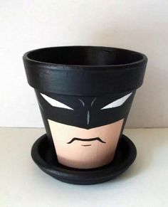 batman planter